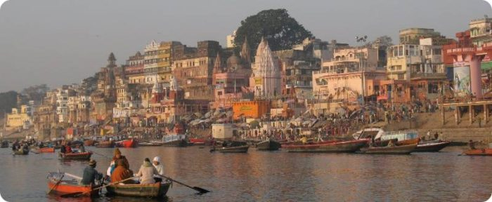 Varanasi.Inde